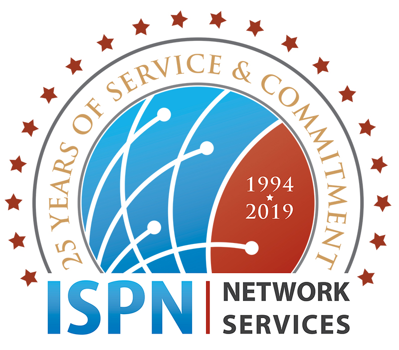 ISPN celebrates 25th anniversary in 2019.