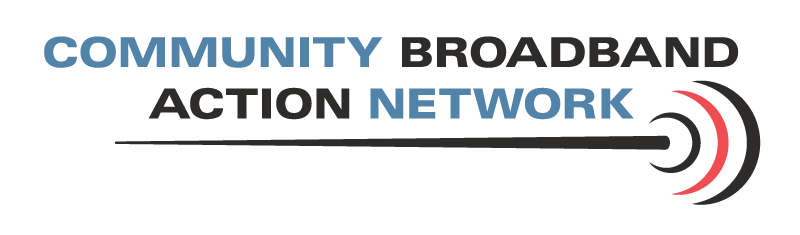 "ISPN becomes a participating member of the Community Broadband Action Network (""CBAN"")"