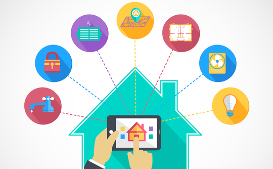 ISPN's eTech platform – SmartHome support.